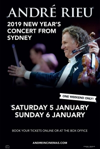 André Rieu's 2019 New Year Concert From Sydney - poster
