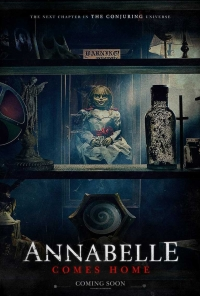 Annabelle Comes Home - poster