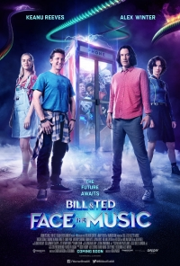 Bill & Ted Face the Music - poster