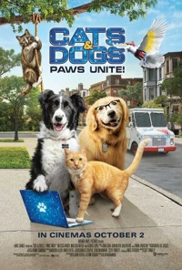 Cats & Dogs: Paws Unite! - poster