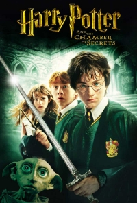 Harry Potter and the Chamber of Secrets - poster