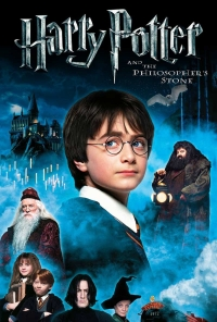 Harry Potter and the Philosopher's Stone - poster