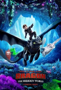 How to Train Your Dragon: The Hidden World - poster