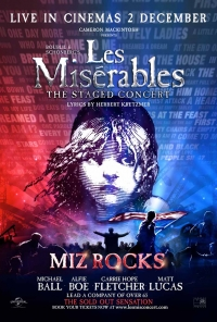 Les Miserables - The Staged Concert - poster