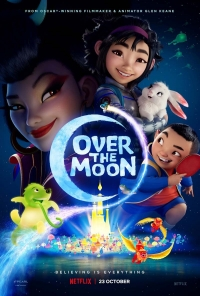 Over the Moon - poster