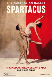 The Australian Ballet: Spartacus - poster