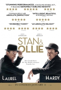 Stan and Ollie - poster