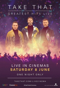 Take That: Greatest Hits Live - poster