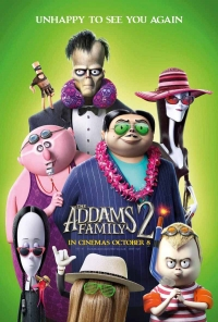 Addams Family 2 - poster