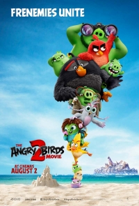 The Angry Birds Movie 2 - poster