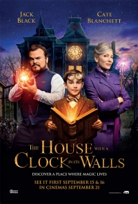 The House with a Clock in its Walls - poster