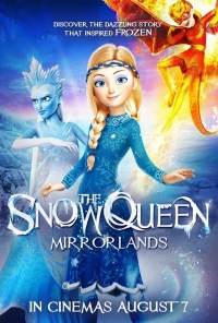 The Snow Queen: Mirrorlands - poster